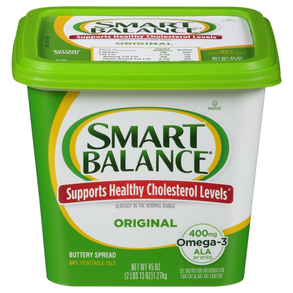 Fry S Food Stores Smart Balance Original Buttery Spread 45 Oz