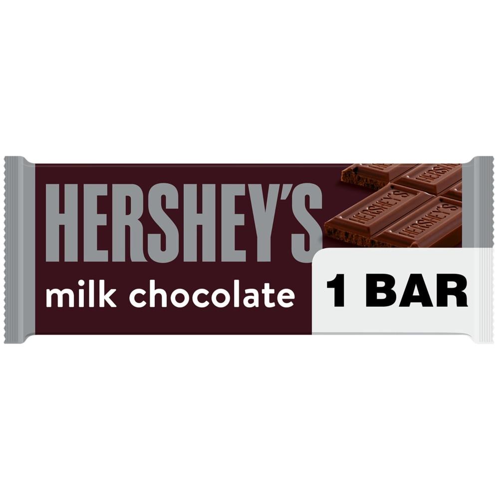 Kroger - HERSHEY'S Milk Chocolate Candy Bar, 1 55 oz