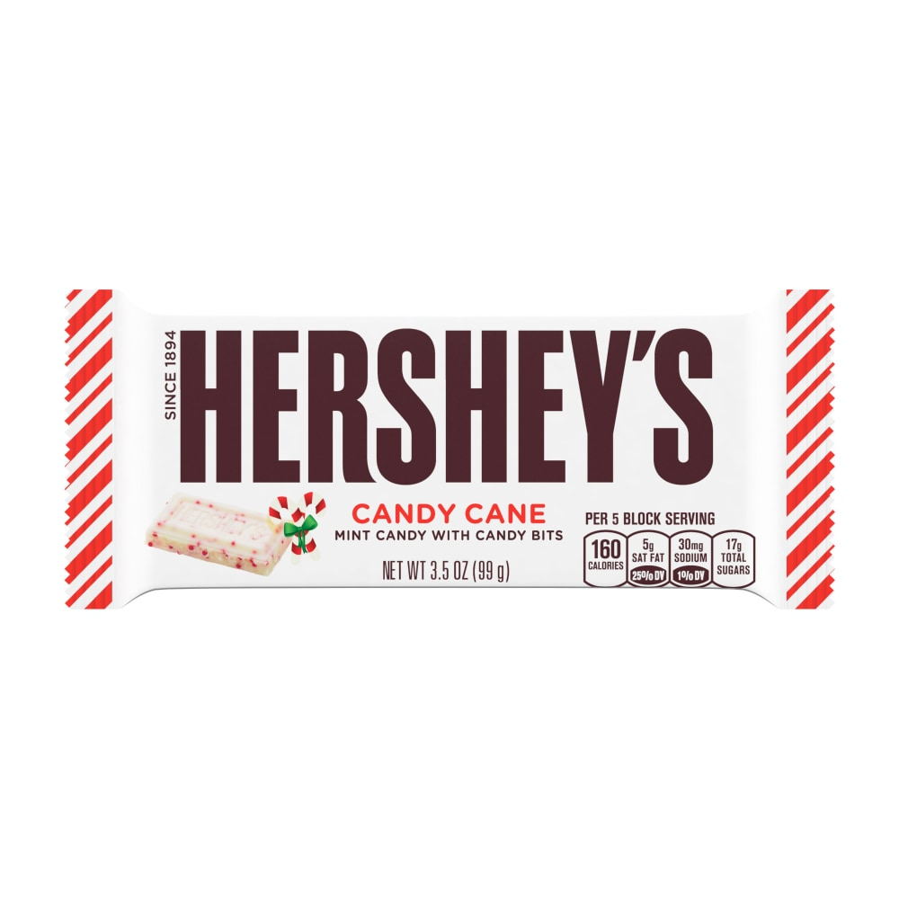 Fred Meyer - Hershey\'s Holiday Candy Cane Bar