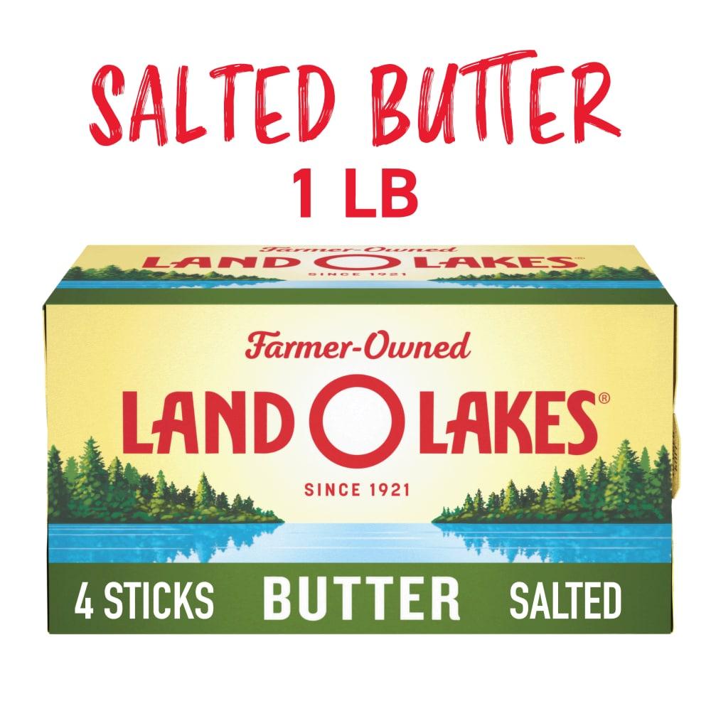 Kroger - Land O' Lakes Salted Butter, 16 oz