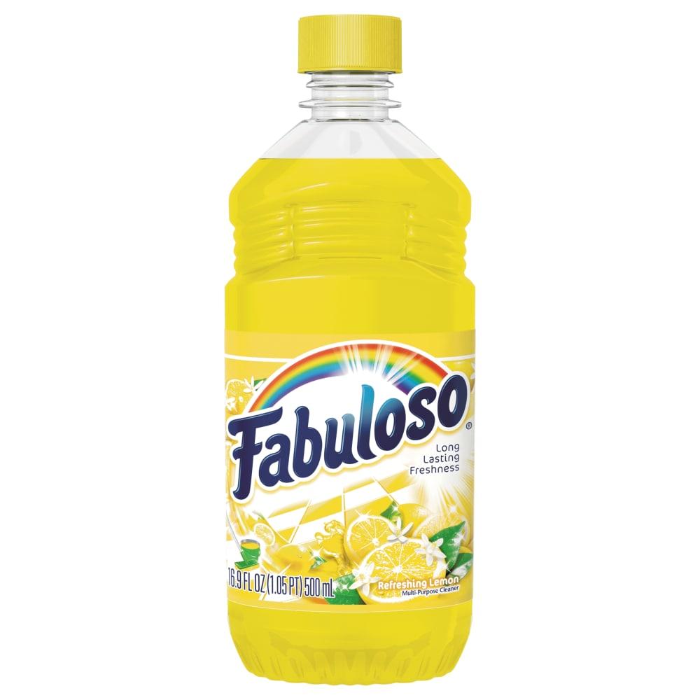 Lemon Liquid Multi Purpose Cleaner