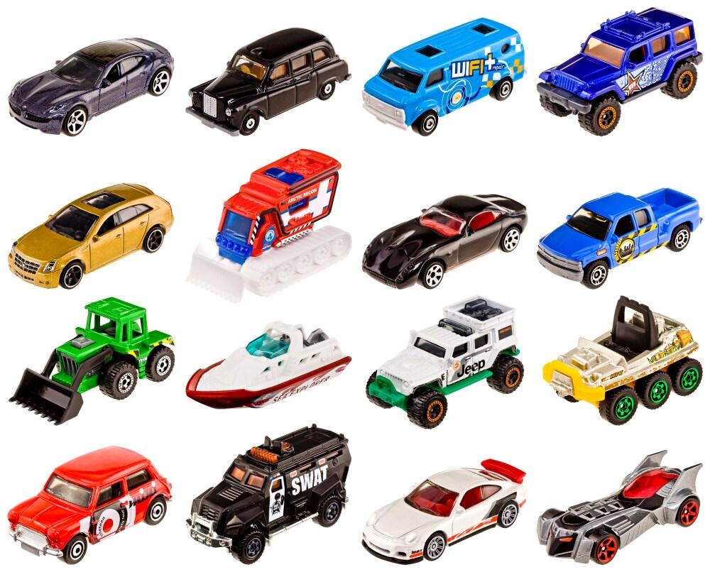 Kroger Mattel Matchbox Car Assorted 1 Ct