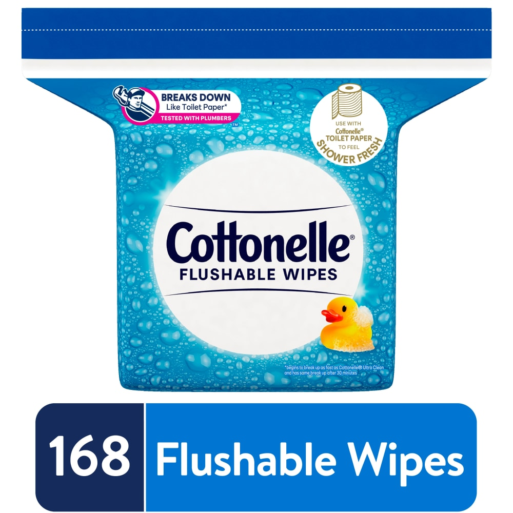 Smith's Food and Drug - Cottonelle FreshCare Flushable Wet