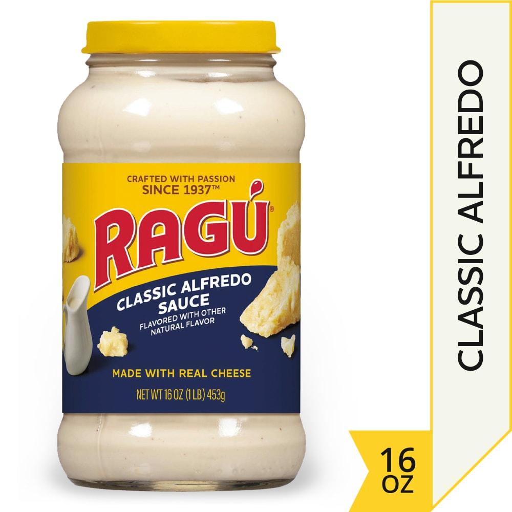 Kroger Ragu Cheese Creation Classic Alfredo Sauce