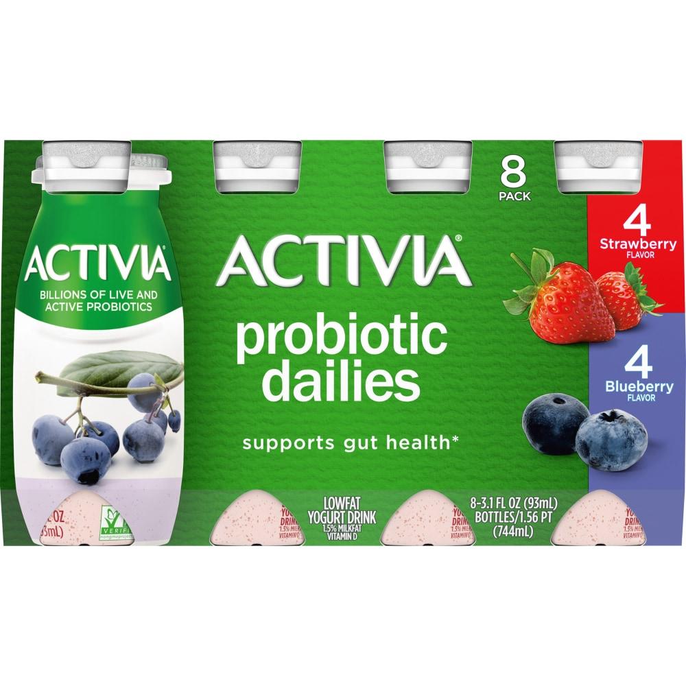 Dannon Activia Probiotic Dailies