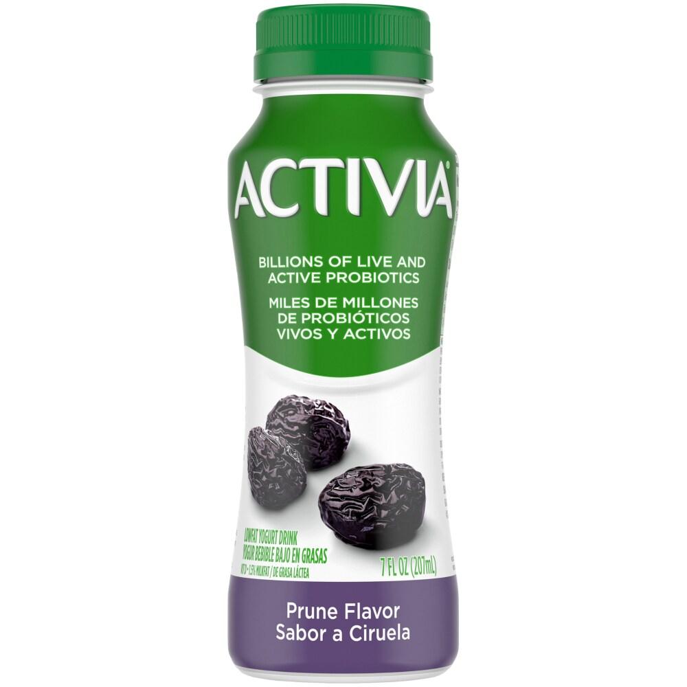 Dannon Activia Prune Yogurt Drink