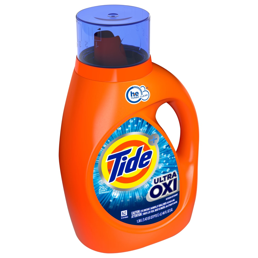 Fry's Food Stores - Tide Ultra Oxi Liquid Laundry Detergent