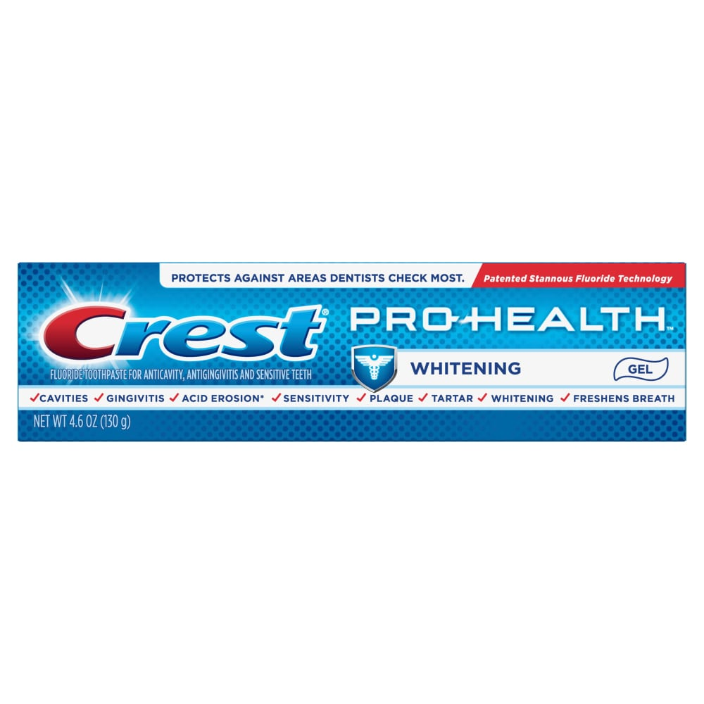 jayc food stores crest pro health whitening power toothpaste