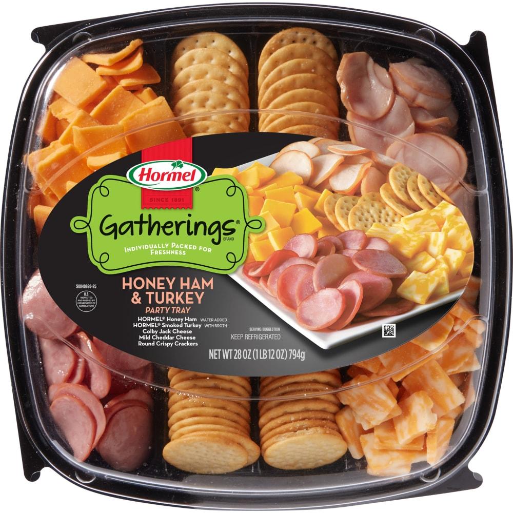 Hormel Ham Turkey & Cheese Party Tray