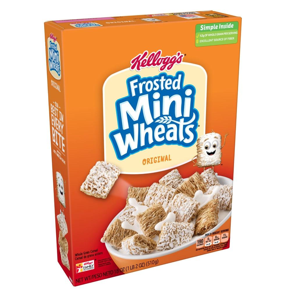 Frosted Mini-Wheats Original