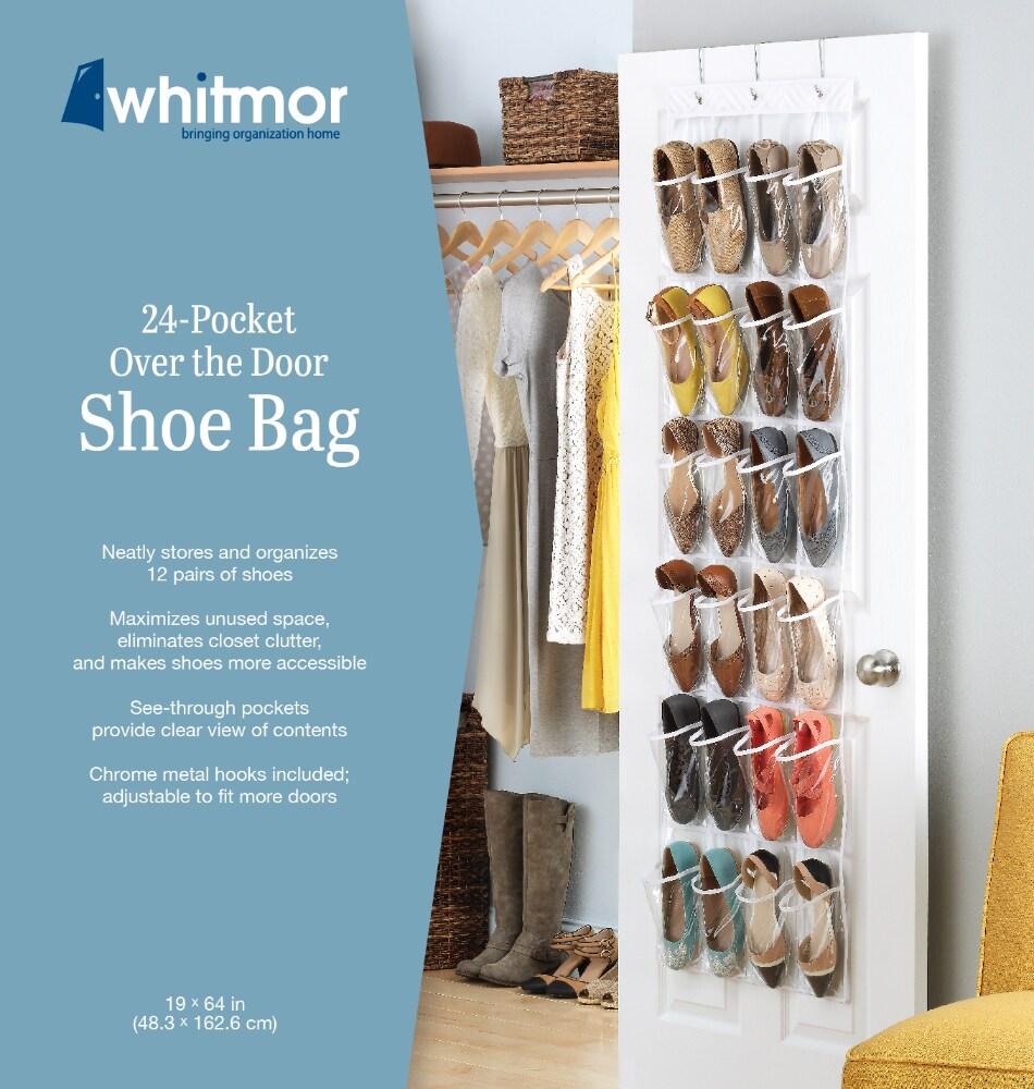Whitmor Over The Door Shoe Organizer
