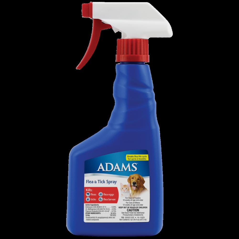 Pick N Save Adams Flea Tick Mist With Precor 16 Fl Oz