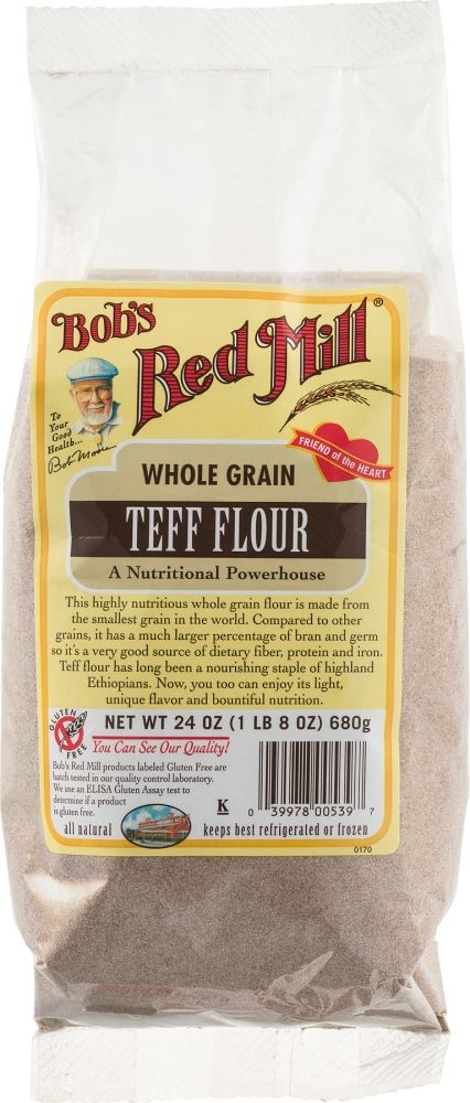 Red Mill Whole Grain Teff Flour