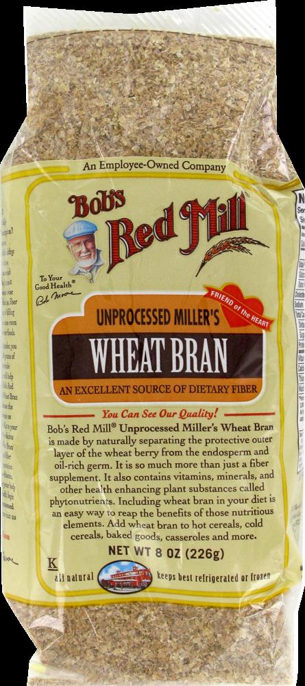 Fred Meyer - Bob's Red Mill Wheat Bran, 8 0 Oz