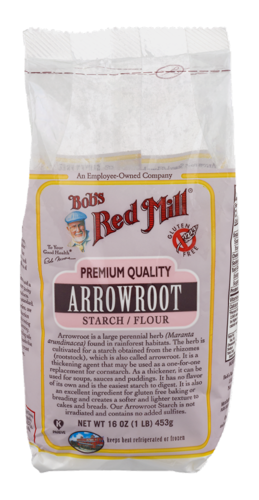 Bob's Red Mill Gluten Fee Arrowroot Flour