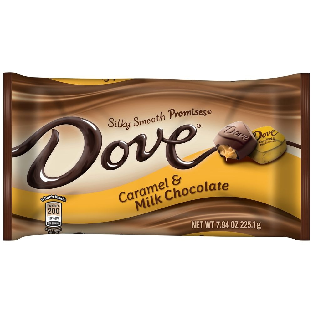 Chocolate Caramel Candy Brands