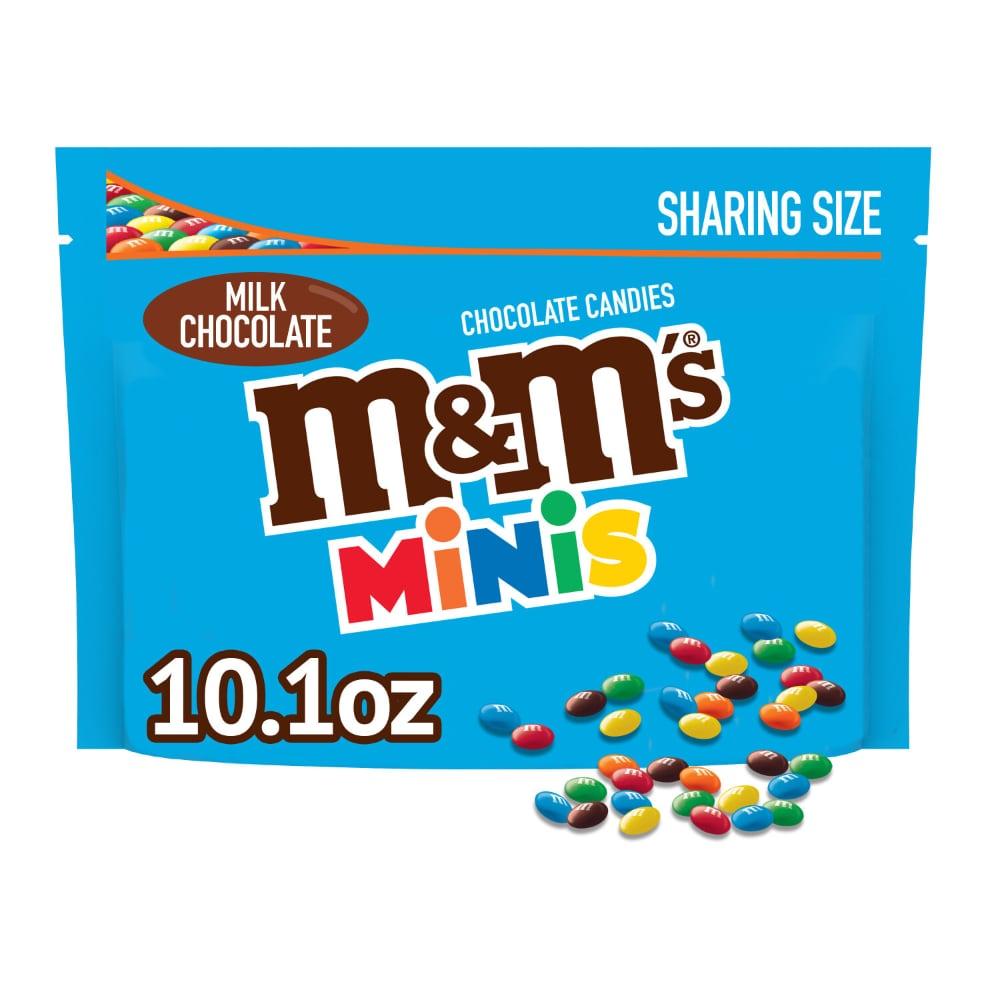 Christmas Mini M&Ms Recall 2020 Kroger   M&M'S Milk Chocolate MINIS Candy Christmas Candy Sharing