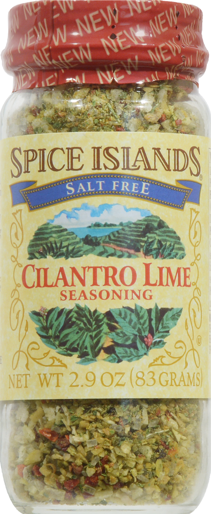 Smith's Food and Drug - Spice Islands Cilantro Lime Seasoning, 2 9 oz