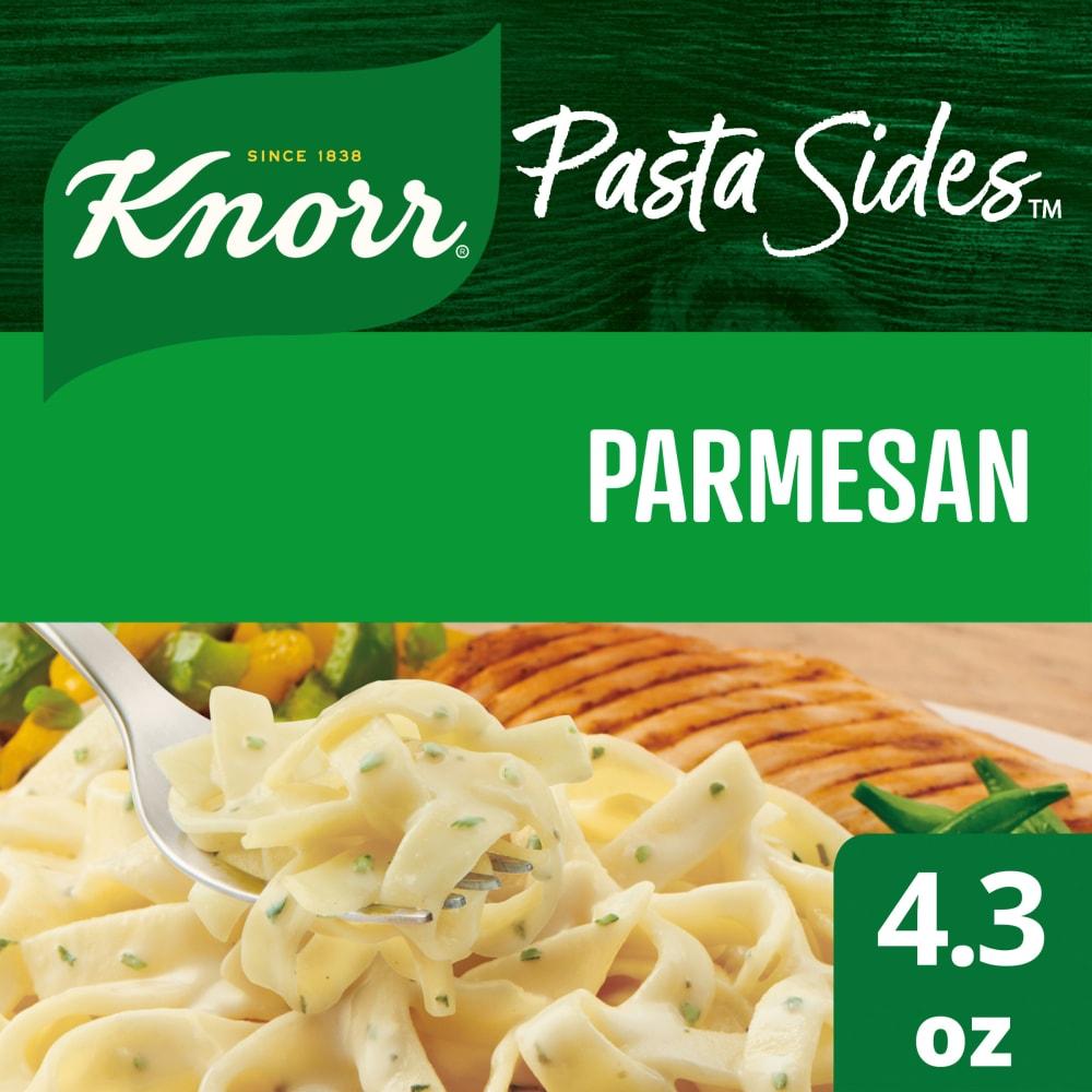 Qfc Knorr Pasta Sides Parmesan Fettuccine Spinach Pasta 4 3 Oz
