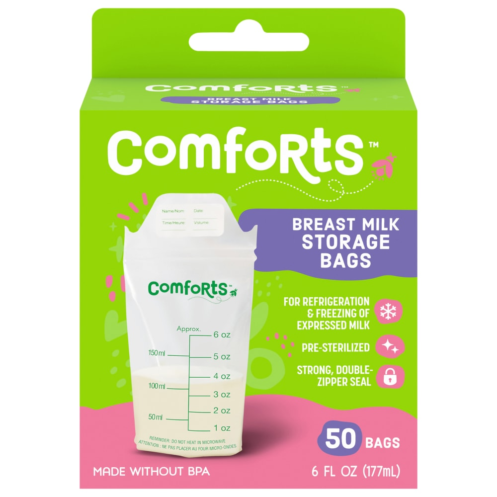36-Count 1 DAY DELIVERY Tommee Tippee Breast Milk Storage Bags