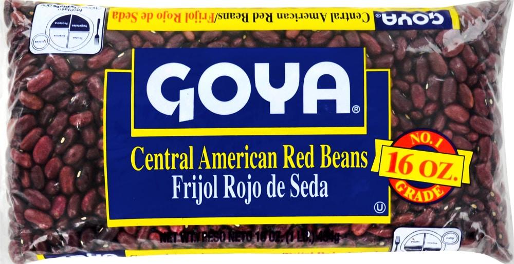 Kroger Goya Central American Red Beans 16 Oz