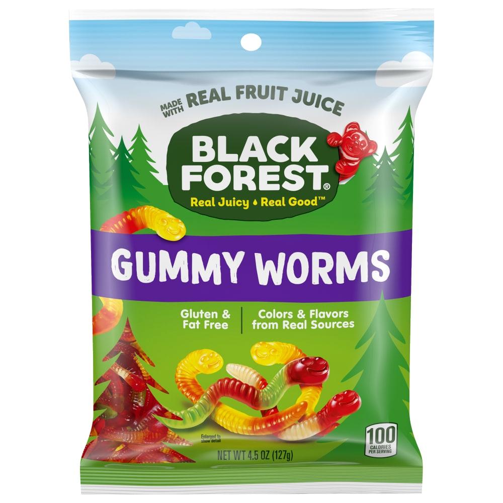 Ralphs - Black Forest Gummy Worms, 4.5 oz