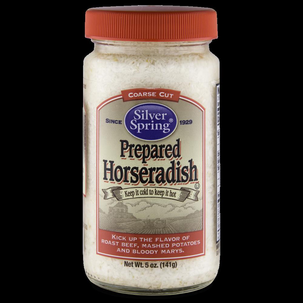 Kroger Silver Spring Prepared Horseradish Sauce 5 Oz