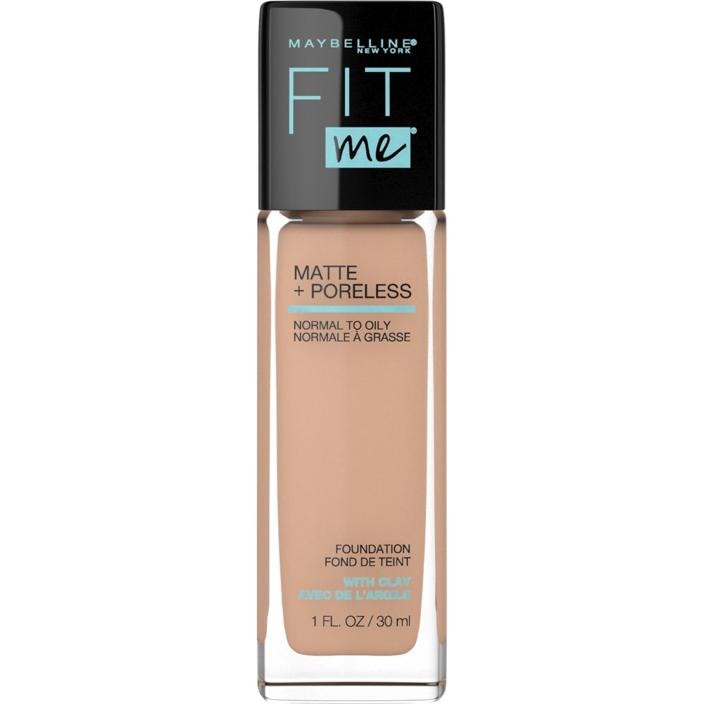 Fred Meyer - Maybelline Fit Me Matte Rich Tan Foundation