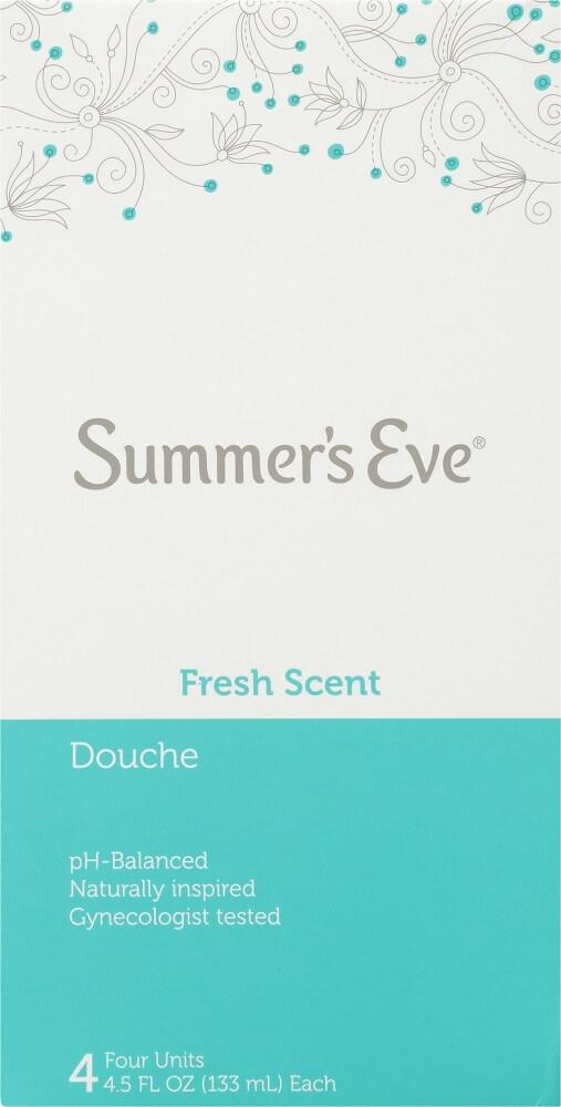 Kroger - Summer\'s Eve Fresh Scent Douche