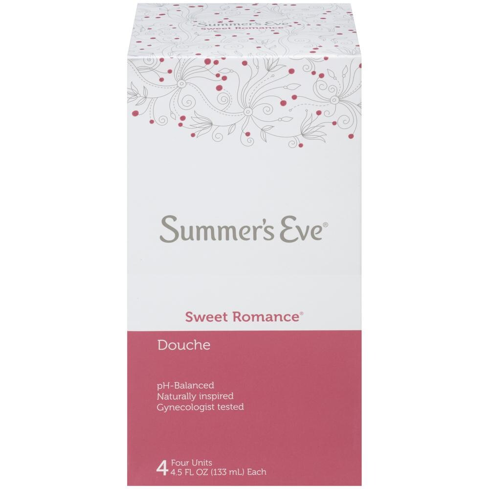 Fred Meyer - Summers Eve Sweet Romance Douche