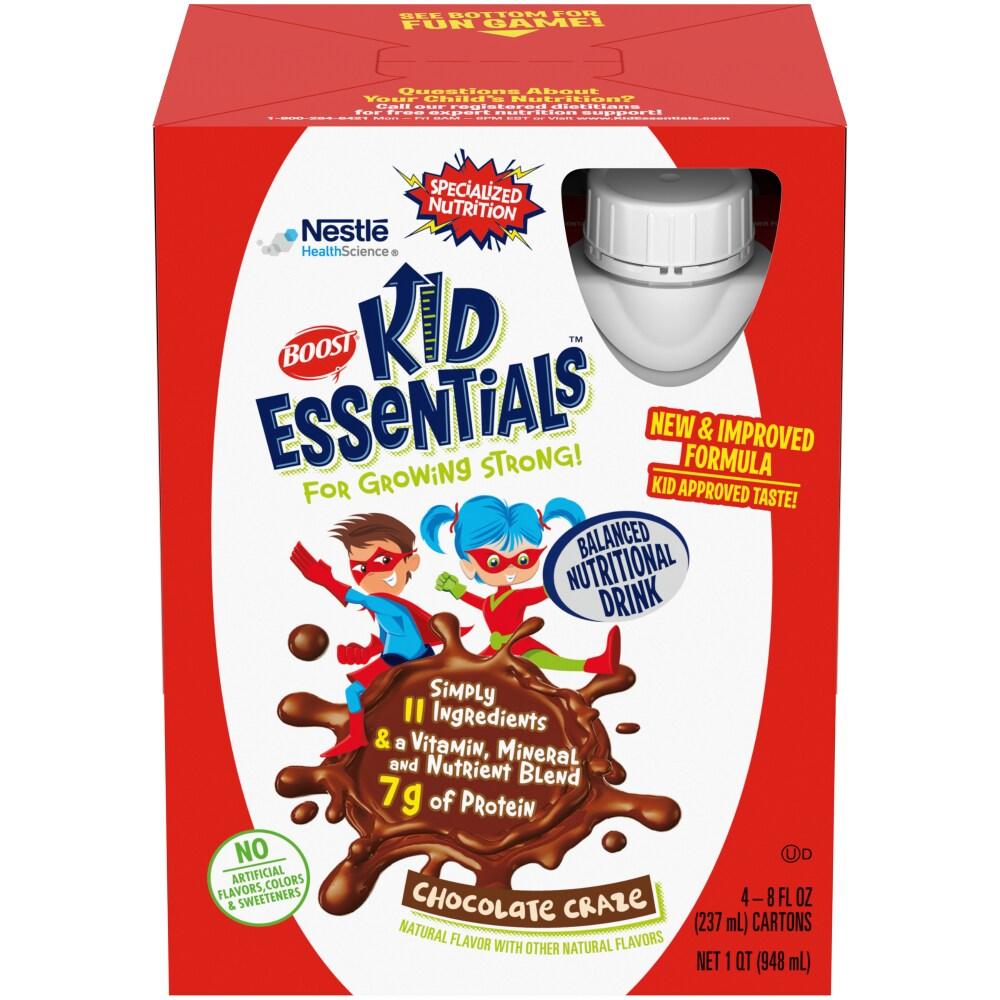 Boost Kids Essentials Nutritional Drink