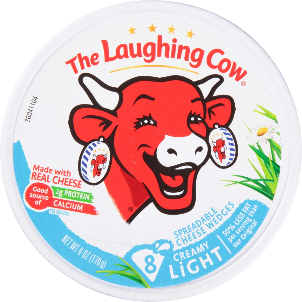 The Laughing Cow Light Creamy Swiss