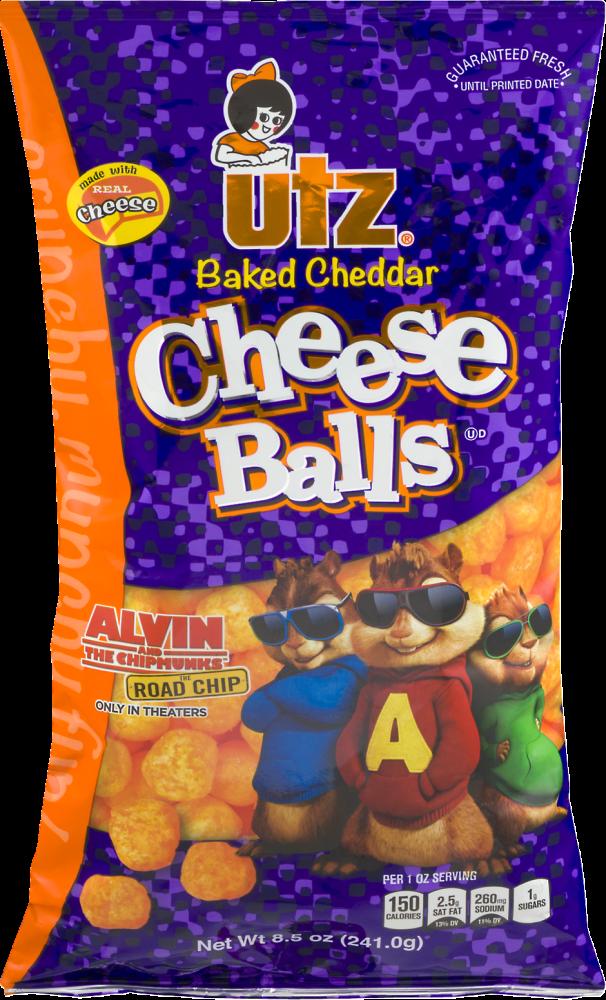Gerbes Super Markets - Utz Cheese Balls, 9 oz