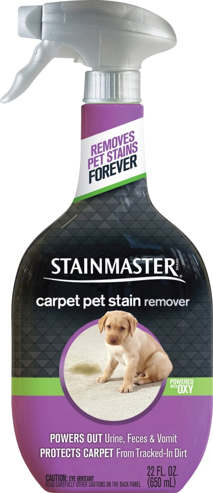 QFC - Stainmaster Carpet Pet Stain