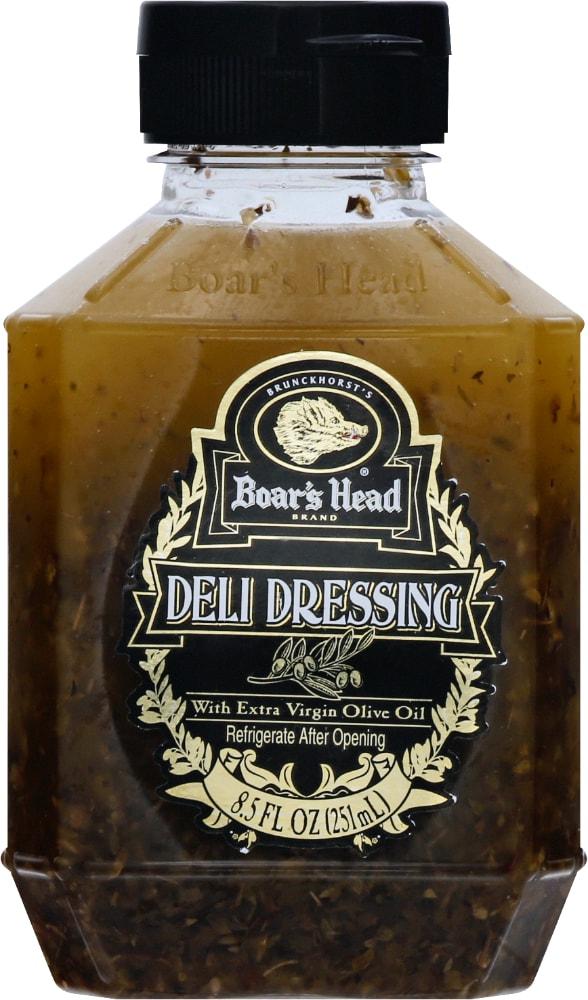 Head Deli Dressing