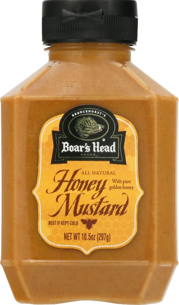 Kroger - Boar's Head Honey Mustard, 10 5 Oz