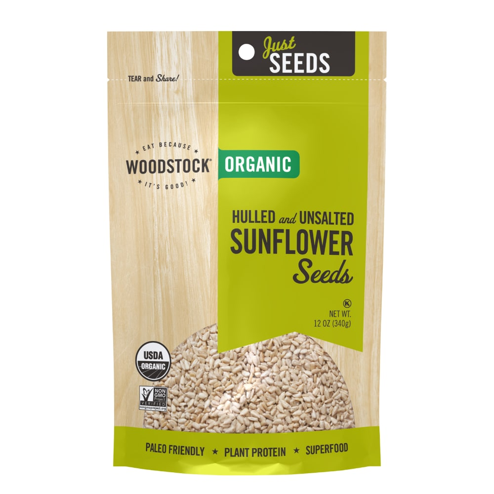 Seeds Organic Sunflower Seeds