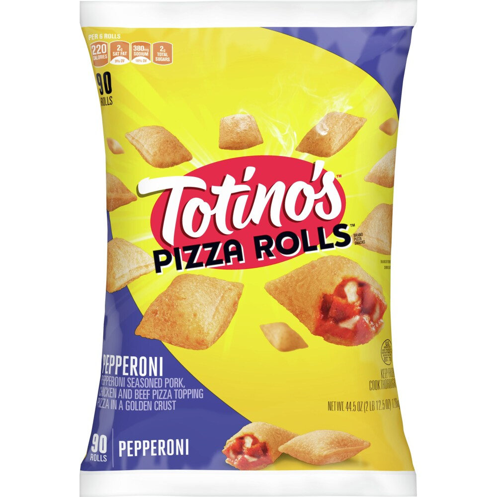 Fred Meyer Totinos Pepperoni Pizza Rolls