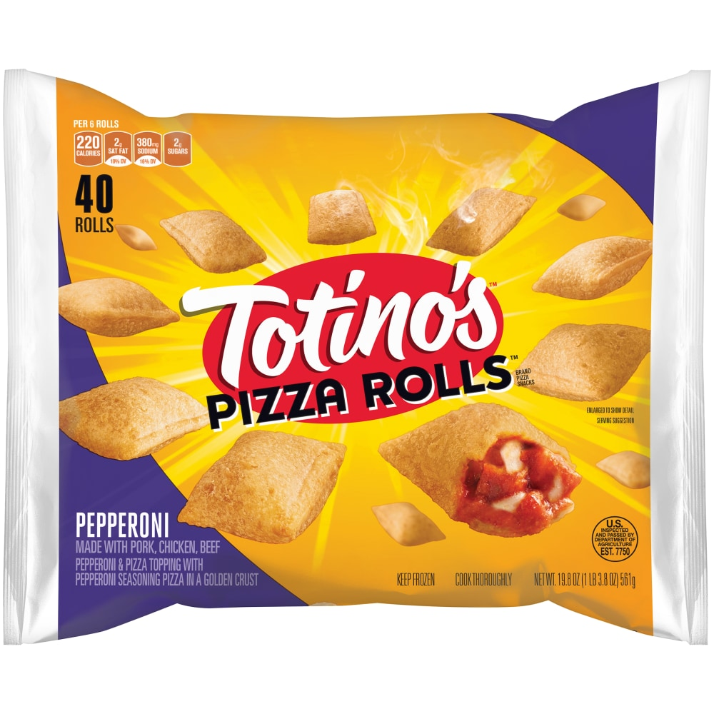 smith's - totino's pepperoni pizza rolls