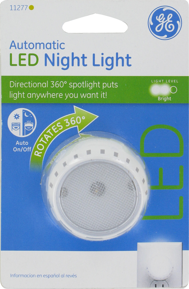 Pick N Save Ge Directional Automatic Led Night Light
