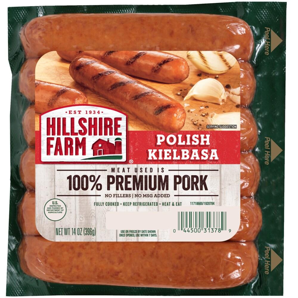 Hillshire Farms Polish Kielbasa Sausage