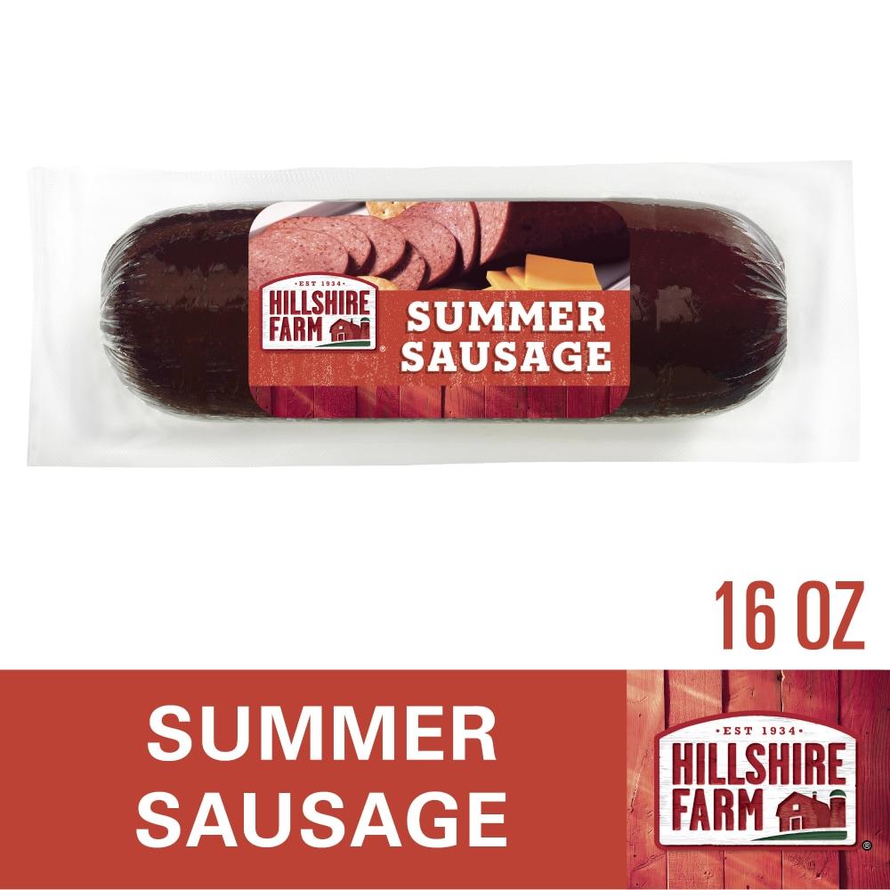 Hillshire Farm Summer Sausage
