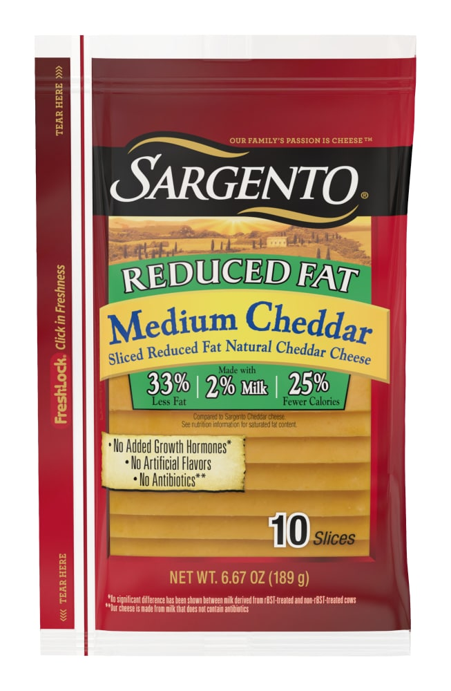 Pick 'n Save - Sargento Reduced Fat