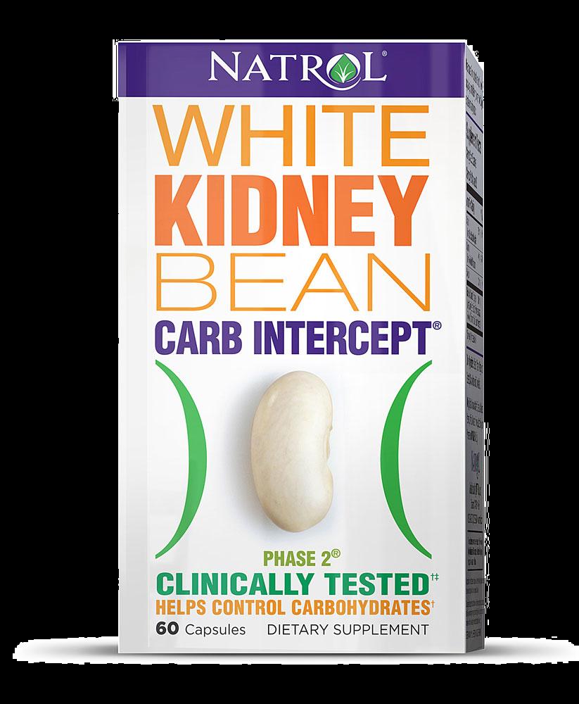 Pick N Save Natrol White Kidney Bean Carb Intercept Capsules 60 Ct