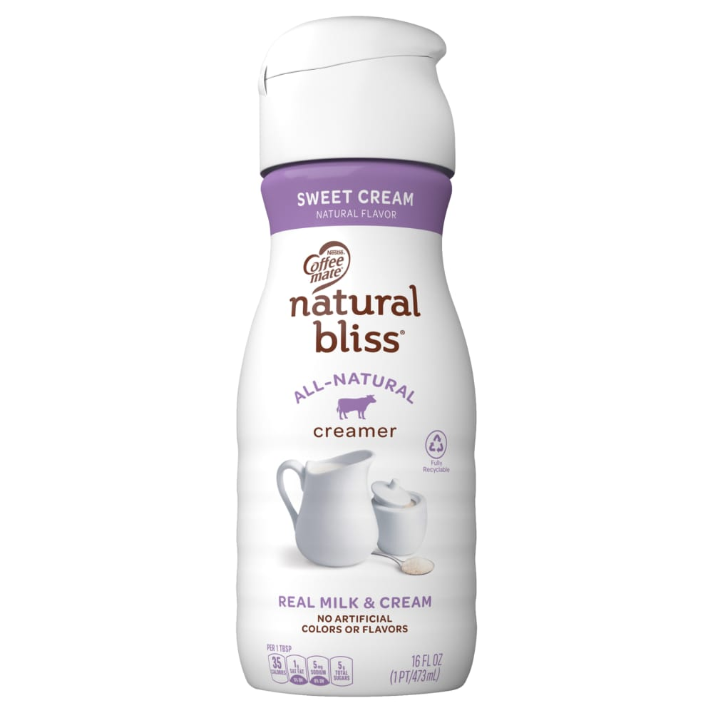 Coffee-mate Natural Bliss Sweet Cream
