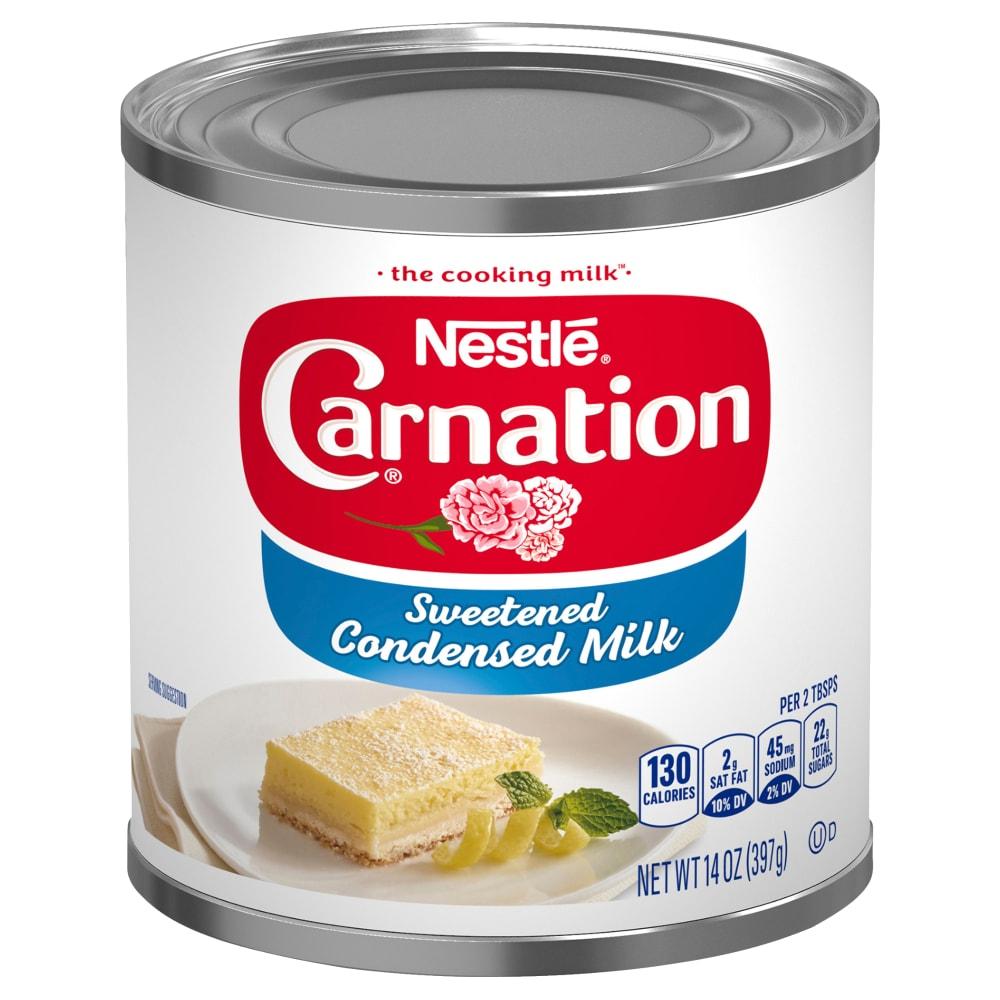 Carnation Sweetened Condensed Milk 14 Oz Qfc