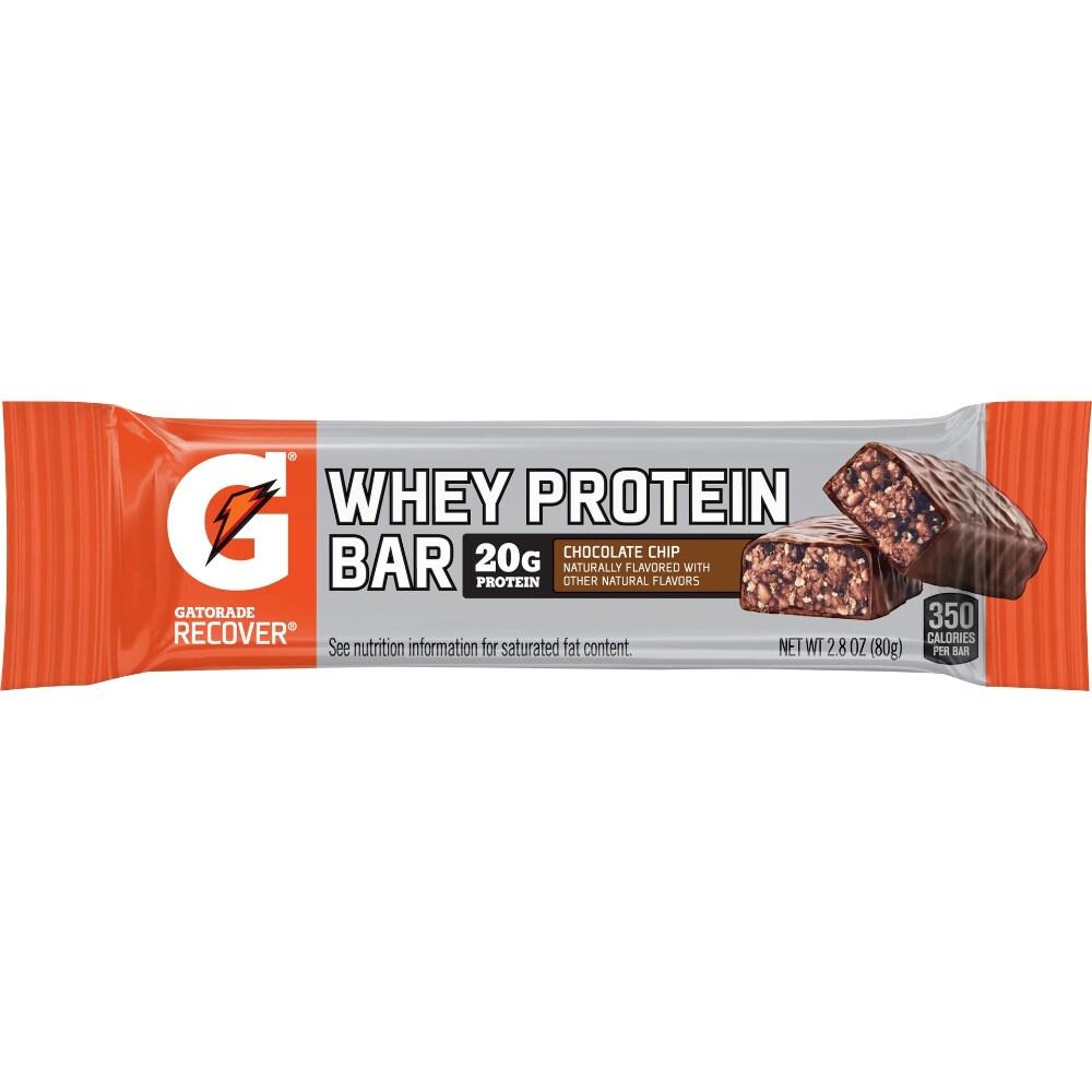 Kroger - Gatorade Recover Chocolate Chip Whey Protein Bar