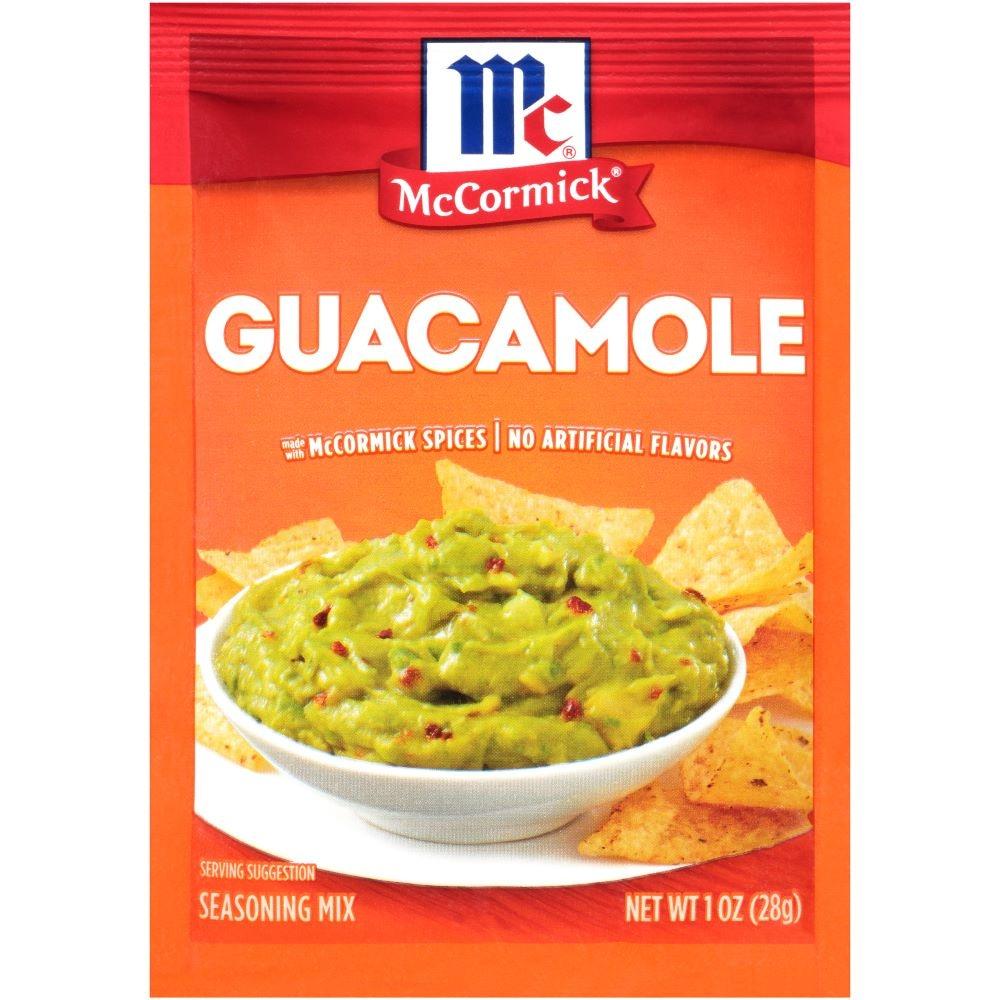 McCormick Guacamole Seasoning Mix