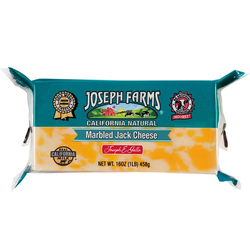 Ralphs Joseph Farms Marble Jack Cheese 16 Oz
