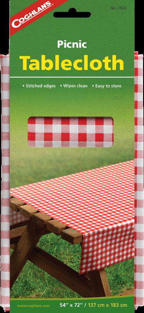 Coghlanu0027s Picnic Tablecloth Perspective: Front